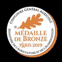 Médaille de Bronze du Concours Général Agricole